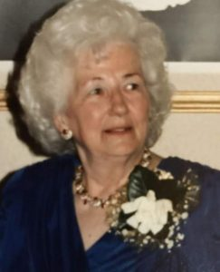 Obituary of Jean Thornsberry