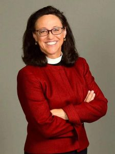 First female bishop of Northern California elected