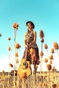 'Honoring nature and being human:' An evening of modern folk with Samara Jade and friends