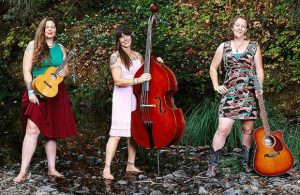 The Real Sarahs kick off spring tour in Grass Valley