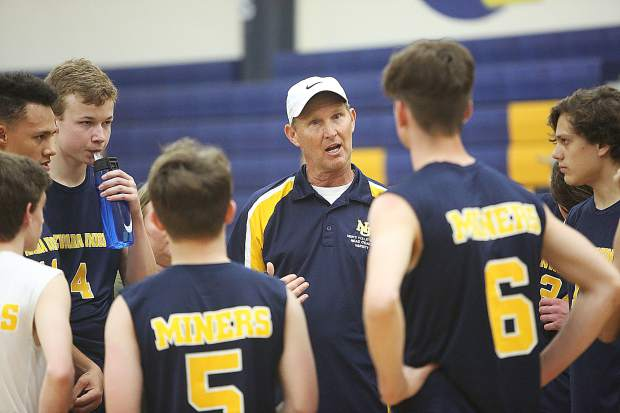 Nevada Union's Colby Quiggle was instrumental in a pair of league wins for the Miners this week. The junior setter tallied 38 assists, seven digs, five blocks and five kills in a victory over Placer. He then doled out 30 assists to go with 10 digs and three blocks against Rio Linda.
