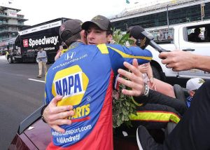 IN THE WAKE OF THE WEEK: Rossi brilliant as runner-up in Indy