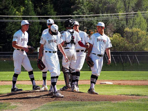 The Bruins have already locked up a playoff spot as one of the top three teams out of the Pioneer Valley League.