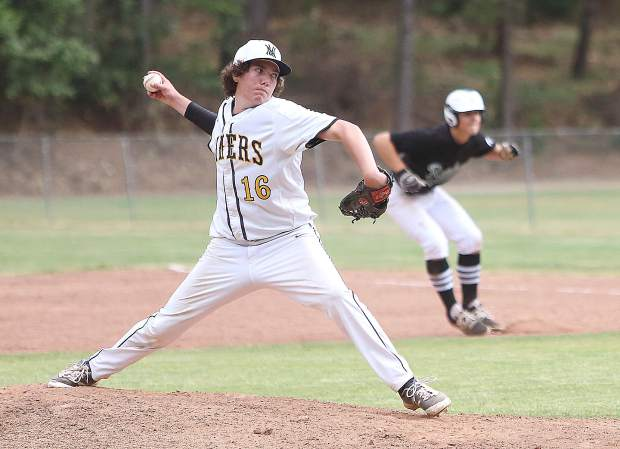 Nevada Union's Matt Deschaine was named to the 2019 All-Foothill Valley League Second Team.
