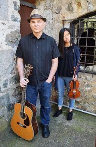 Father/daughter bluegrass duo to play Wild Eye Pub in Grass Valley