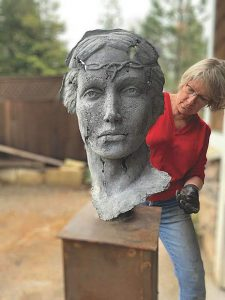 Artist to be featured during month of May in Nevada City