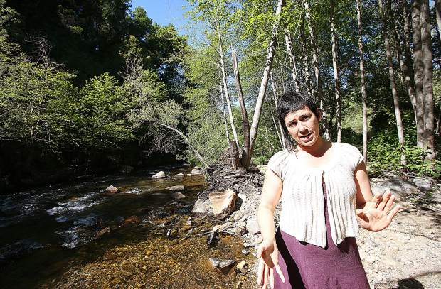 California Heritage: Indigenous Research Project Executive Assistant Ember Amador explains that the 32 acres of allocated land can be used for the local Nisenan tribe to practice ceremonies in a safe and protected space.