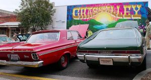 Car show rolls in: 34th annual Grass Valley event set for downtown