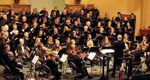 Sierra Master Chorale director's debut to feature 'joyous' spring program