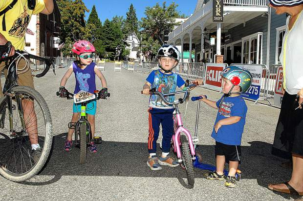 The 59th Annual Nevada City Classic Pro/Am Bicycle Race will be run June 2 in historic downtown Nevada City. The weekend includes many family-friendly events, like the Kid's Bike Parade and road running race, the Nevada City Mile. The Junior division sees many young riders compete on this challenging course.