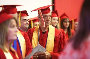 Never too late: Sierra College Nevada County Campus graduates young and old