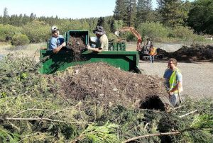 Green waste disposal program in western Nevada County continues