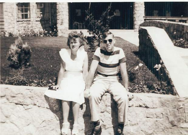 Mary and Wally Krill met as teenagers and married in May of 1948.