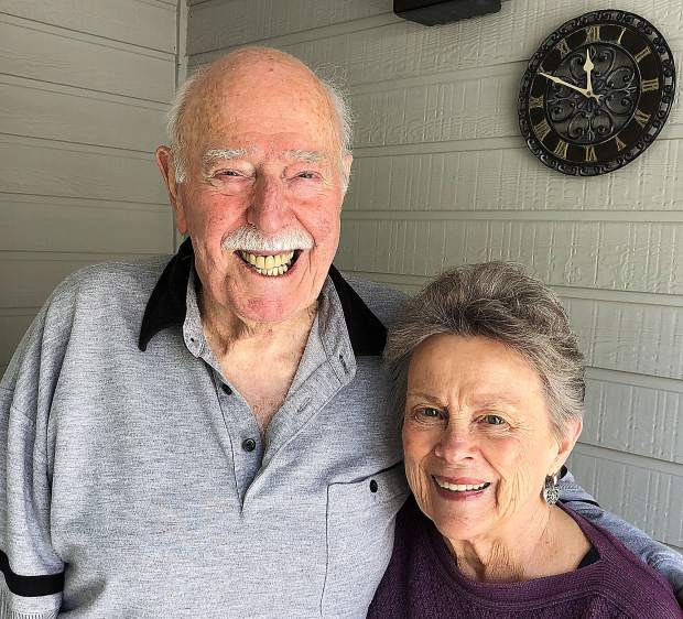 Wally and Mary Krill celebrated their 71st wedding anniversary on May 2.