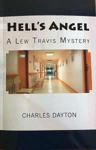 Nevada City author's fourth Lew Travis book now available