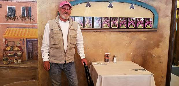 "Cirino's at Main Street owner Jerry Cirino offers a discounted ""Family on the Go"" take-out menu, because his family couldn't afford to pay restaurant prices when he was growing up."