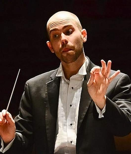 Ryan Murray has taken over as artistic director and conductor for Music in the Mountains.