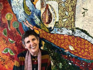 Meet your merchant: Artist creates works to inspire women, promote healing