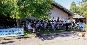 Nevada County Concert Band starts summer season at Alta Sierra Country Club