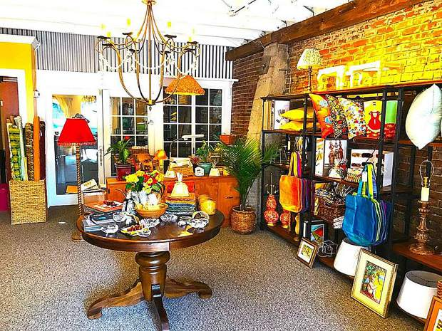 Shoppers can take advantage of deals with the retirement sales of two local businesses — Judi's of Nevada City and Belle Lumiere (pictured).