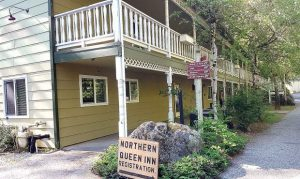One tenant left after Nevada City hotel evicts senior residents