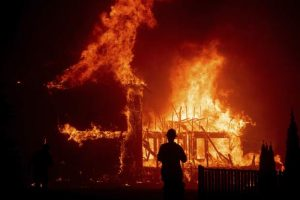 Officials: PG&E equipment sparked deadly Paradise fire