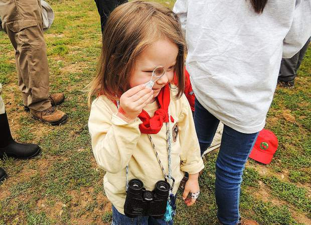 Bear Yuba Land Trust's Junior Conservationist program features the Stories in Nature Series 2019 on Saturday.
