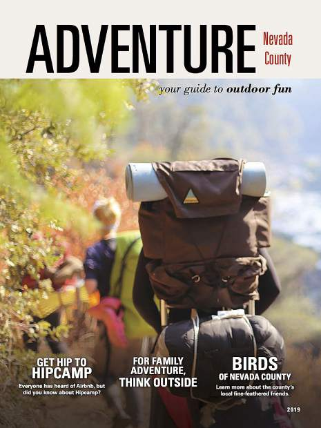 The 2019 edition of Adventure Nevada County was distributed this week. Stop by The Union to grab your copy, or see the magazine online at TheUnion.com.