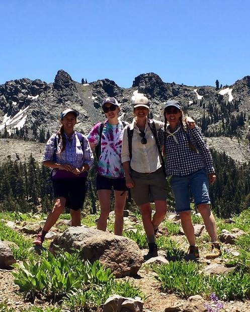 Hiking For Good was launched with a three-part Backpacking Basics Series.