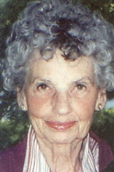 Obituary of Frances Iown Cordy