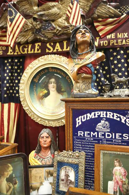 The 20th anniversary of The Grass Valley Old West Show had no shortage of interesting and collectible old west memorabilia on display at the Nevada County Fairgrounds over the weekend.