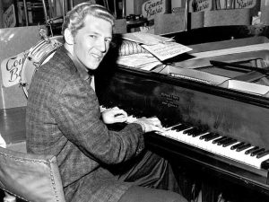 Whole lotta Jerry Lee Lewis shakin' going on KVMR-FM Saturday special