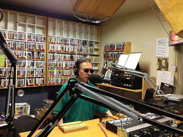After more than 20 years, local radio personality and musician Jimmi Accardi is signing off from KVMR.