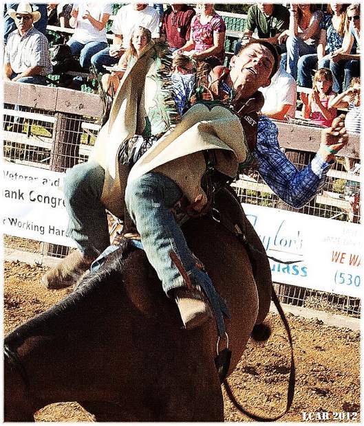 The 62nd Annual Penn Valley Rodeo promises plenty of action during this weekend's event.