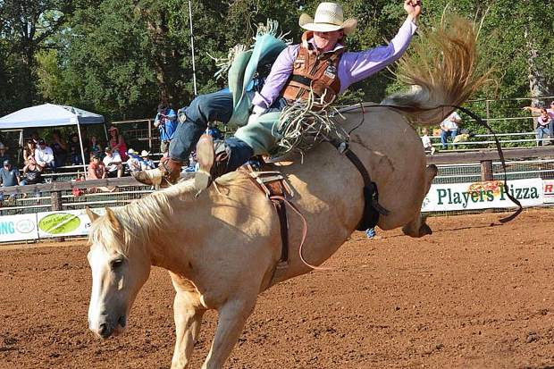 The Penn Valley Rodeo promises tons of bucking broncos (and other animals) during this weekend's event.