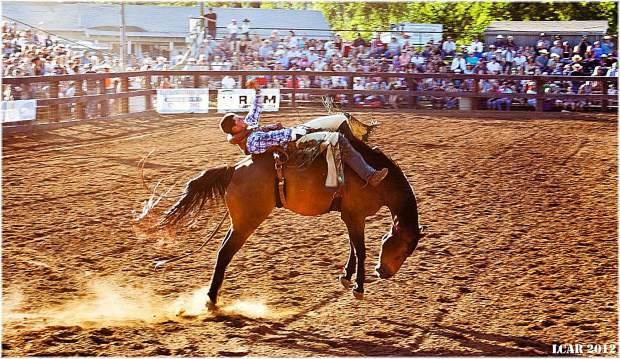 Big crowds are expected for this weekend's Penn Valley Rodeo.