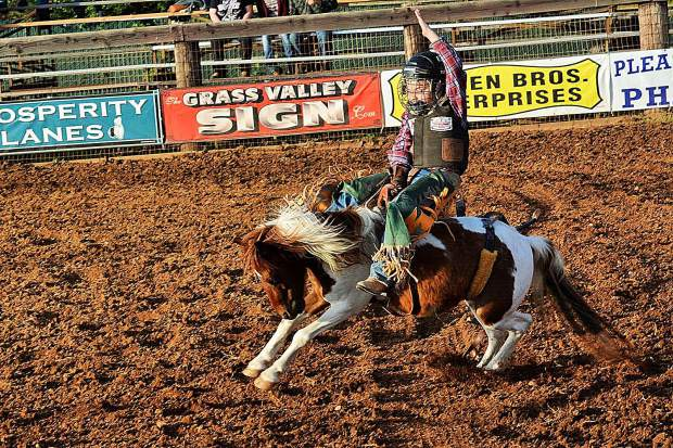 The Penn Valley Rodeo enters its 62nd year.