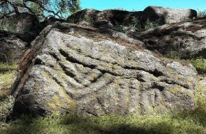 Presentation on ancient rock art styles of the Sierra Nevada set for Friday
