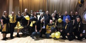 Nevada County Captures: Goldancers celebrate 70th Anniversary