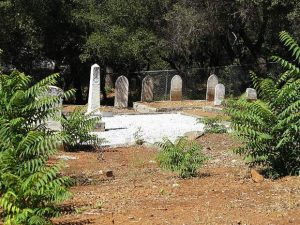Nevada County unveils its newest historical landmark: The Historic Rough and Ready Cemetery