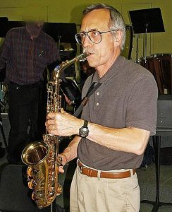 Nevada City resident to present sax solo at Lincoln event