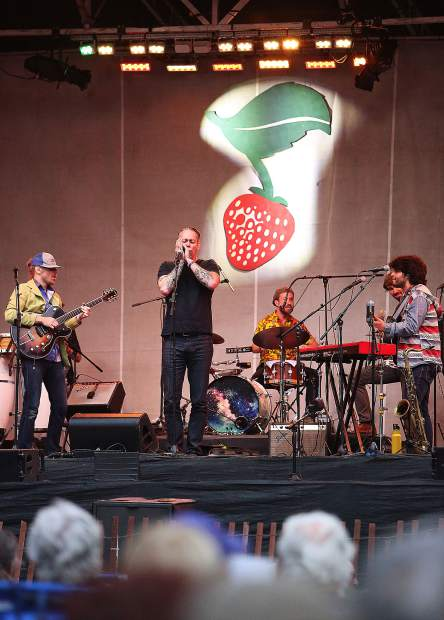 The 2019 Spring Strawberry Music Festival made its way back to Grass Valley over the weekend for its 69th festival in 38 years.