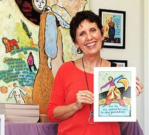 Grass Valley artist to open studio for a day