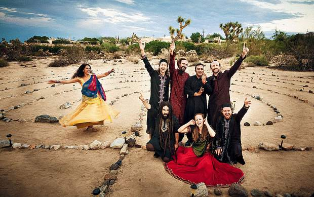 Fanna-Fi-Allah is scheduled to play in Nevada City on Friday.