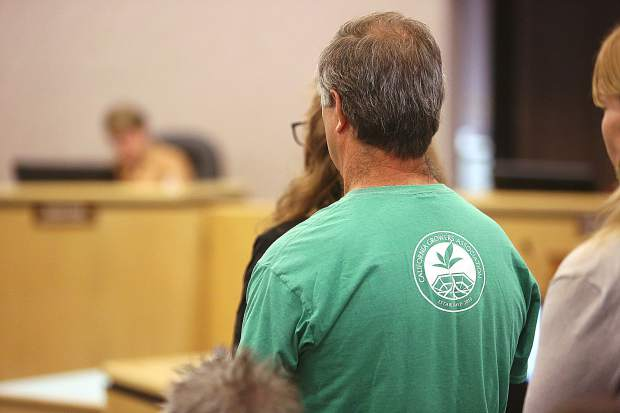 Farmers, patients, cooperative owners and other cannabis industry representatives were all on hand to express the concerns with the draft cannabis ordinance now in its final stages of approval in Nevada County.