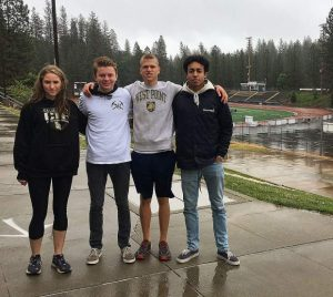 PREP TRACK & FIELD: Miners find stride as they head to Masters