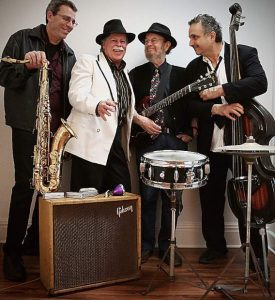 Bob Mora and the Third Degree to perform in Nevada City