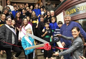 Grand opening of Tao Te Café in Grass Valley