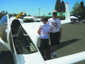 Free airplane rides offered to young people at Nevada County Airport
