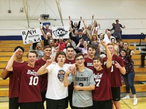 PREP VOLLEYBALL: Bruins rally past El Dorado, advance to D-III championship game